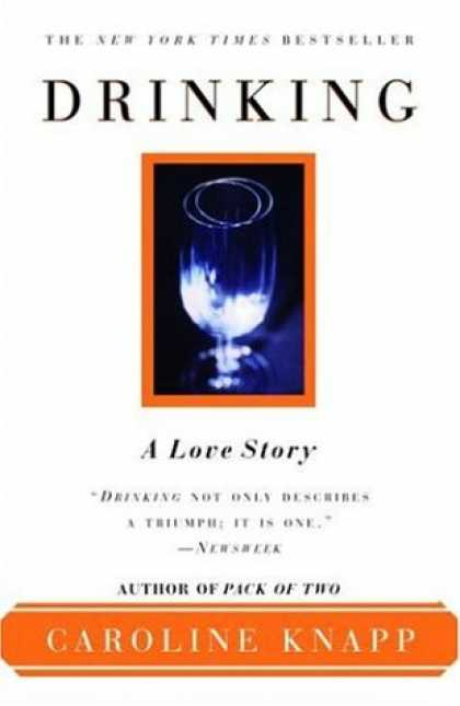 Books About Love - Drinking: A Love Story