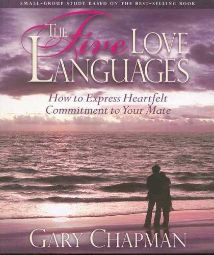 Books About Love - Five Love Languages, Small Group Study Edition