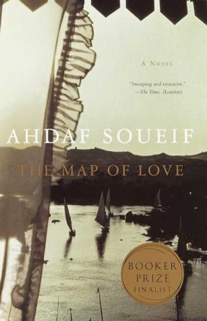 Books About Love - The Map of Love: A Novel