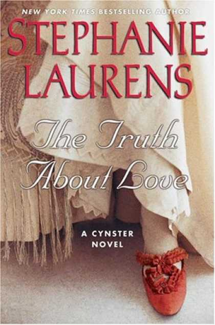 Books About Love - The Truth About Love: A Cynster Novel (Cynster Novels)