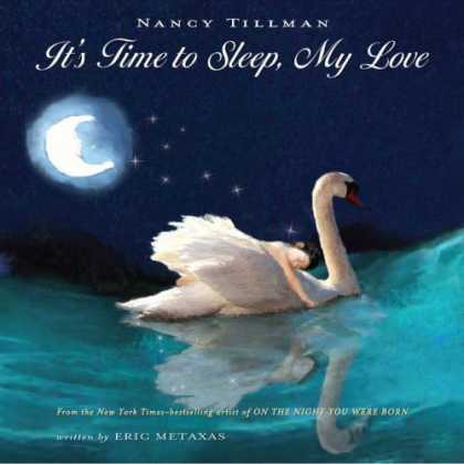 Books About Love - It's Time to Sleep, My Love