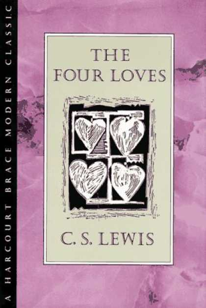 Books About Love - The Four Loves
