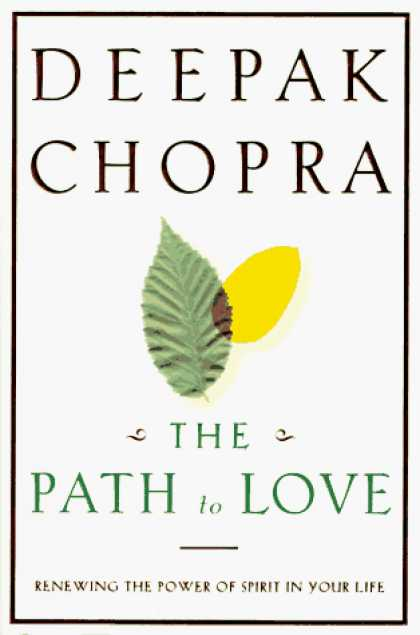 Books About Love - The Path to Love: Renewing the Power of Spirit in Your Life