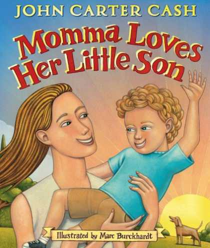Books About Love - Momma Loves Her Little Son