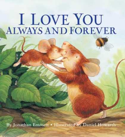 Books About Love - I Love You Always And Forever
