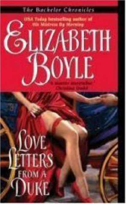 Books About Love - Love Letters from a Duke