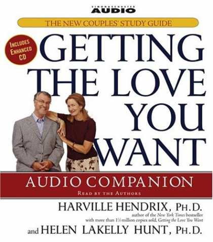 Books About Love - Getting the Love You Want Audio Companion: The New Couples' Study Guide