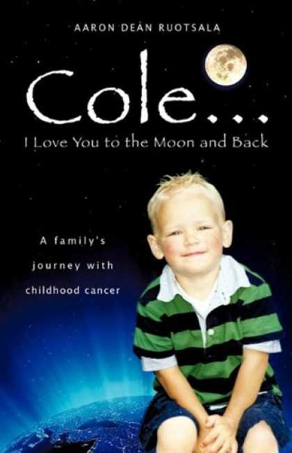 Books About Love - Cole...I love You to the Moon and Back