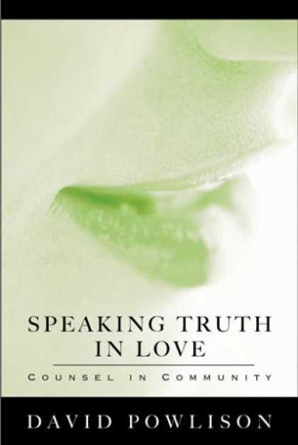 Books About Love - Speaking Truth In Love (VantagePoint Books)