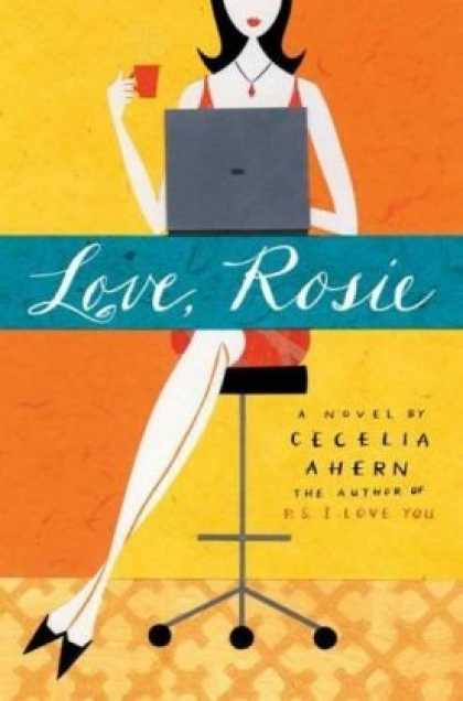 Books About Love - Love, Rosie