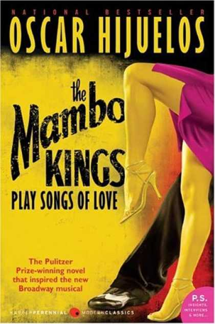 Books About Love - Mambo Kings Play Songs of Love, The tie-in: A Novel (P.S.)
