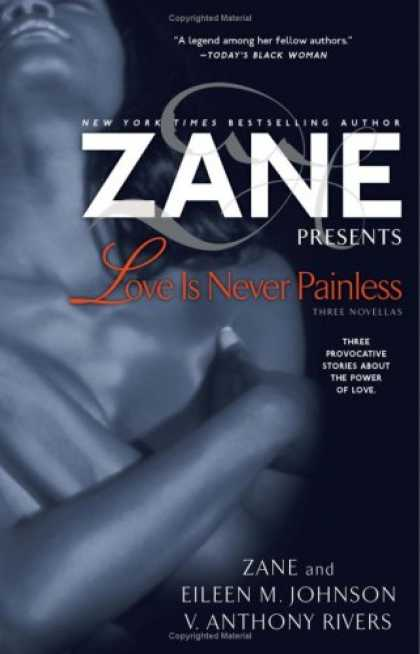Books About Love - Love Is Never Painless: Three Novellas