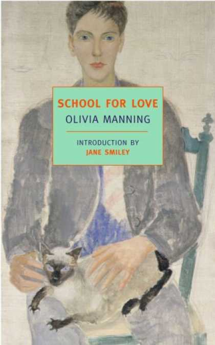 Books About Love - School for Love (New York Review Books Classics)