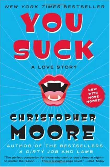 Books About Love - You Suck: A Love Story