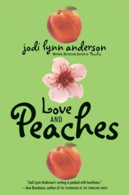 Books About Love - Love and Peaches