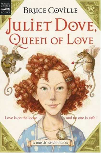 Books About Love - Juliet Dove, Queen of Love: A Magic Shop Book