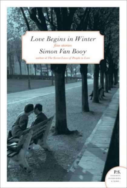 Books About Love - Love Begins in Winter: Five Stories (P.S.)