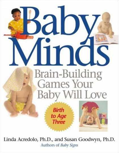 Books About Love - Baby Minds: Brain-Building Games Your Baby Will Love