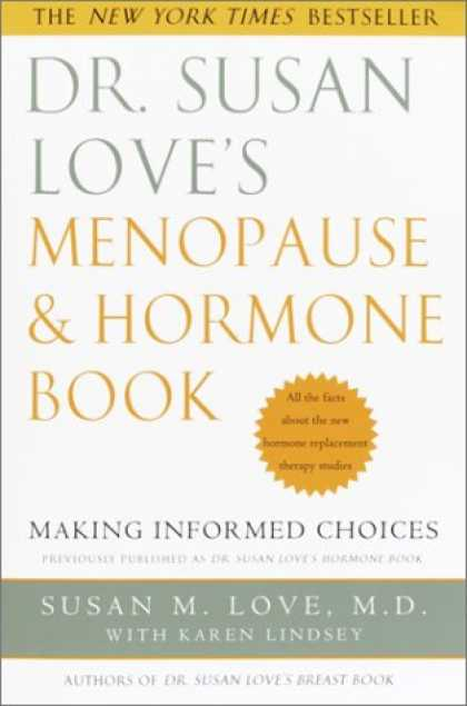 Books About Love - Dr. Susan Love's Menopause and Hormone Book: Making Informed Choices