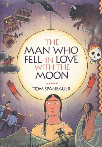 Books About Love - The Man Who Fell in Love with the Moon: A Novel