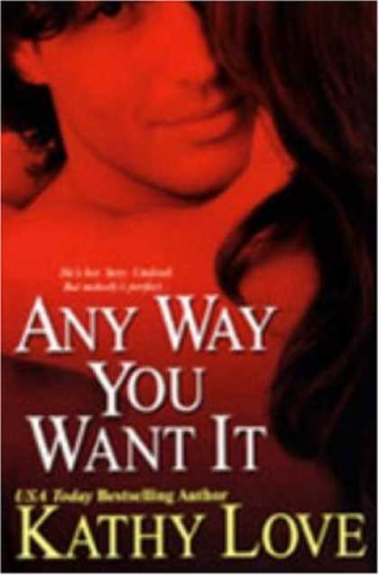 Books About Love - Any Way You Want It