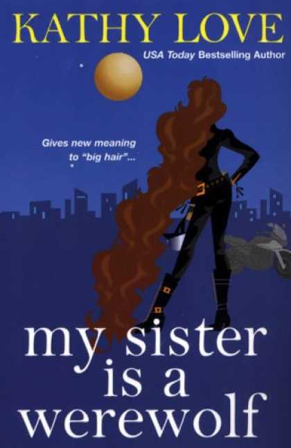 Books About Love - My Sister is a Werewolf (The Young Brothers, Book 4)
