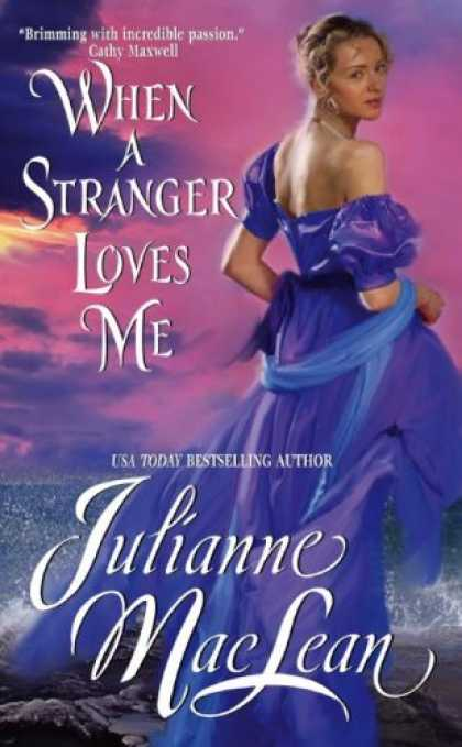 Books About Love - When a Stranger Loves Me