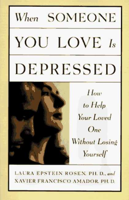 Books About Love - When Someone You Love is Depressed