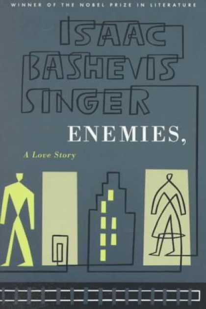 Books About Love - Enemies, A Love Story