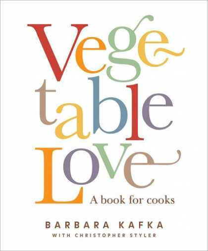 Books About Love - Vegetable Love