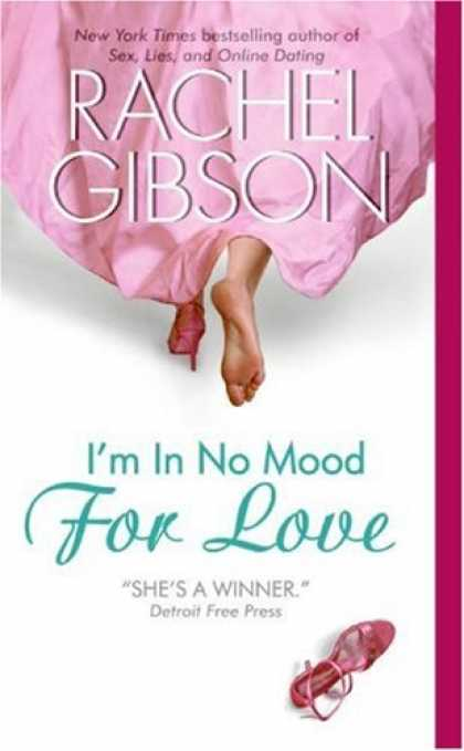 Books About Love - I'm In No Mood For Love