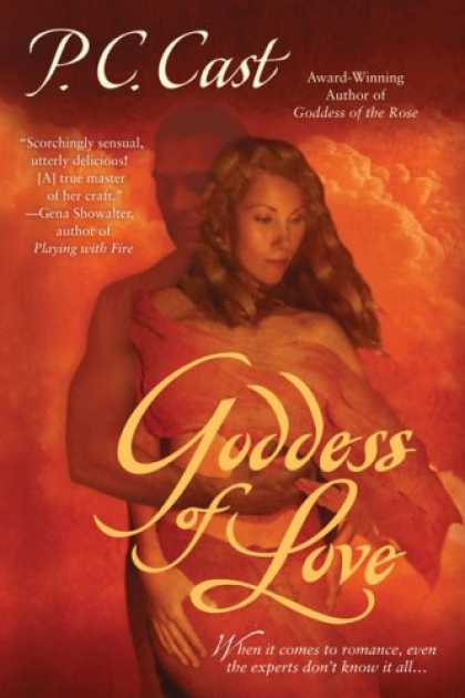 Books About Love - Goddess of Love (Goddess Summoning, Book 5)