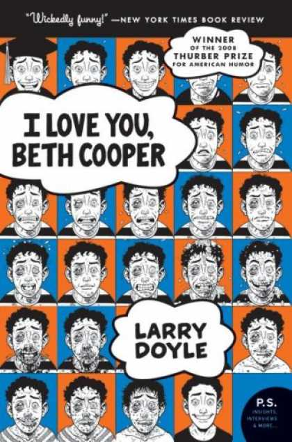 Books About Love - I Love You, Beth Cooper (P.S.)