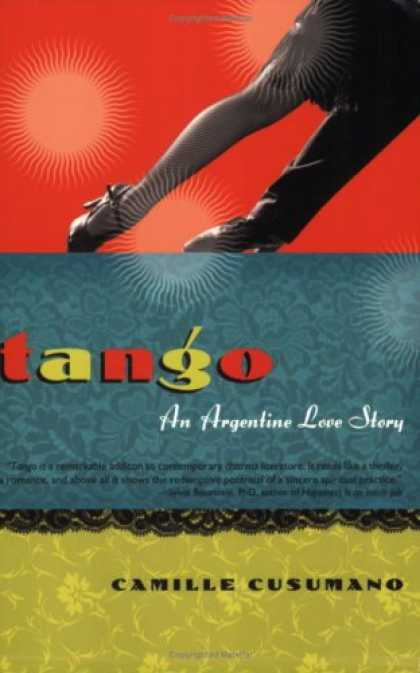 Books About Love - Tango: An Argentine Love Story