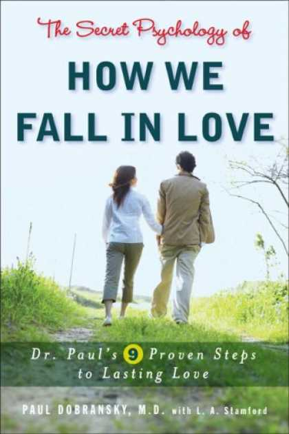 Books About Love - The Secret Psychology of How We Fall in Love