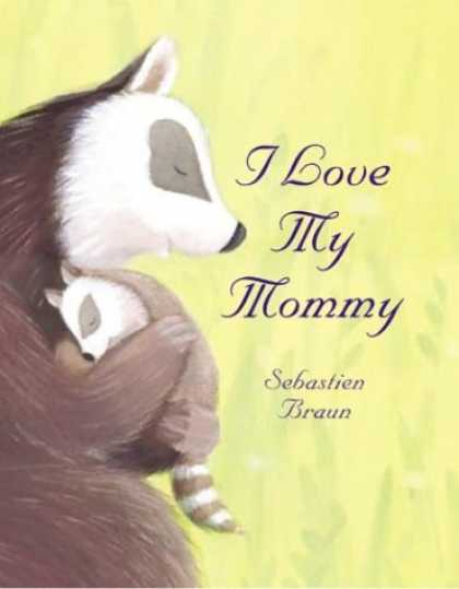 Books About Love - I Love My Mommy