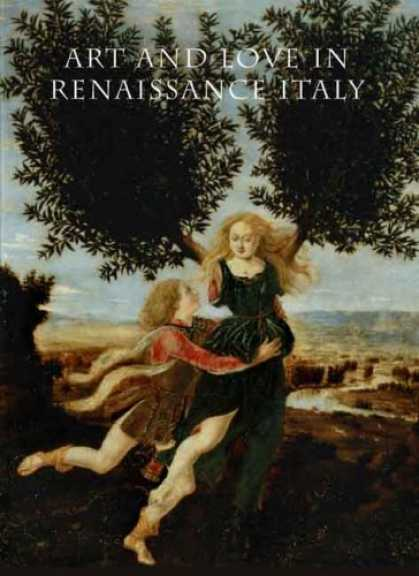 Books About Love - Art and Love in Renaissance Italy (Metropolitan Museum of Art)