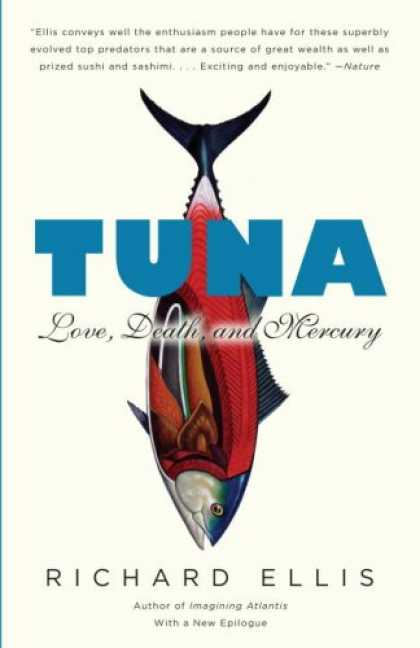 Books About Love - Tuna: Love, Death, and Mercury (Vintage)