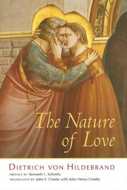 Books About Love - The Nature of Love