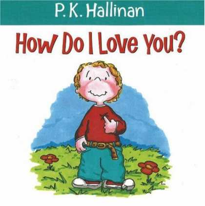 Books About Love - How Do I Love You