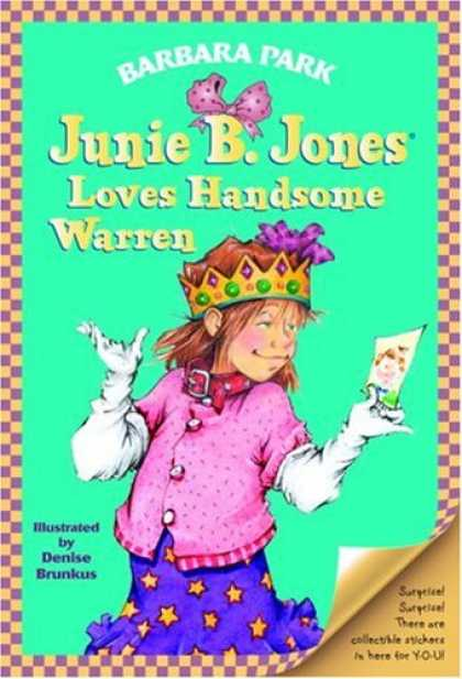 Books About Love - Junie B. Jones Loves Handsome Warren (Junie B. Jones, No. 7)