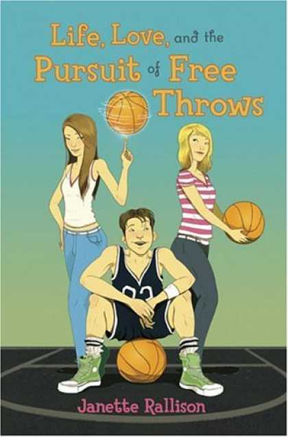 Books About Love - Life, Love, and the Pursuit of Free Throws