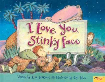 Books About Love - I Love You Stinky Face