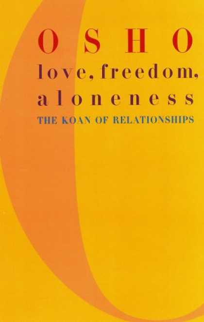 Books About Love - Love, Freedom, Aloneness: The Koan of Relationships