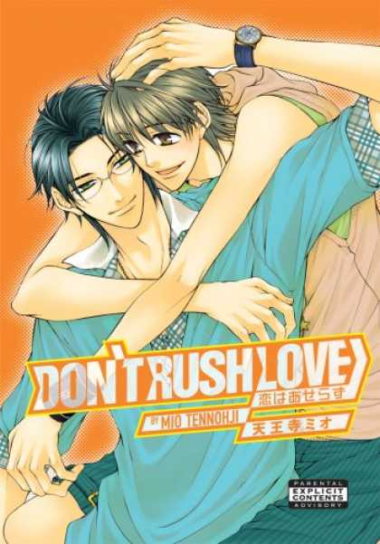 Books About Love - Don't Rush Love (Yaoi)