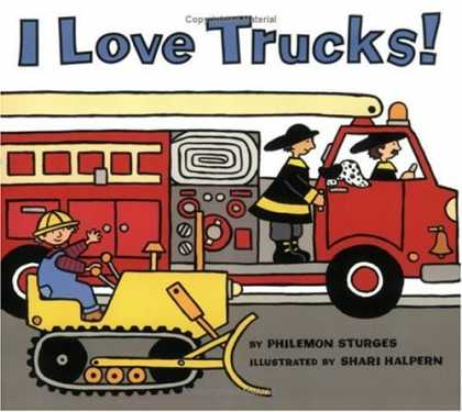 Books About Love - I Love Trucks!