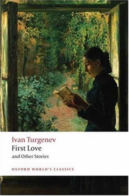 Books About Love - First Love and Other Stories (Oxford World's Classics)