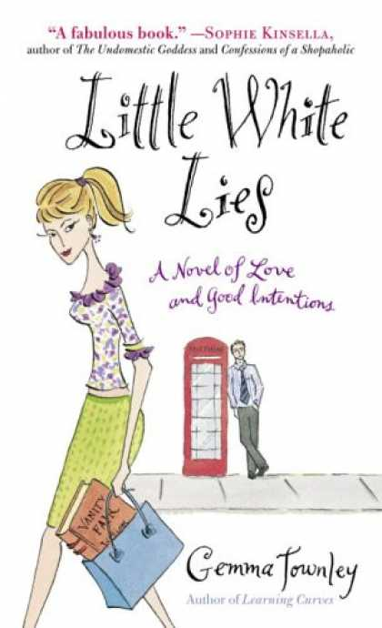 Books About Love - Little White Lies: A Novel of Love and Good Intentions