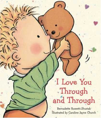 Books About Love - I Love You Through And Through