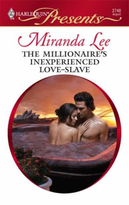 Books About Love - The Millionaire's Inexperienced Love-Slave (Harlequin Presents)
